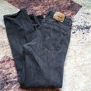 Vintage black jeans 🇨🇦